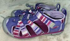 KEEN Youth Purple Waterproof Sandals Shoes Size US 2