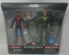 Legends Series Marvel Ultimate Spider-Man: Spider-Man & Marvel's Vulture