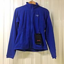 2018 ARCTERYX Delta LT Womens Jacket | Fleece Somerset Blue Medium | LT SV Beta