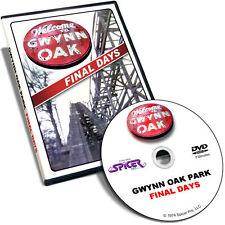 Gwynn Oak Amusement Park Final Days DVD - Baltimore Short Mini Documentary