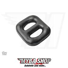 1x GOMA DE ESCAPE Gancho Anillo Soporte Silenciador Para Opel #NUEVO # 852716