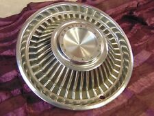 One 1963 PONTIAC CATALINA GRAND PRIX Le MANS HUBCAP Nice Clean Condition!