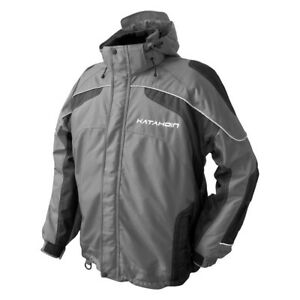 Katahdin Tron Womens Snowmobile Jacket Gray
