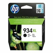 HP C2P23AE Tintenpatrone schwarz No. 934 XL