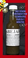 """ABEJA"" liniment made with Apitoxina"
