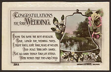 Wedding & Anniversary Real Photographic (rp) Collectable Greeting Postcards