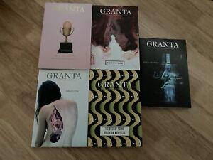 Granta Magazine 5 Copies