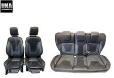 FORD FIESTA MK7 / MK9 2012-2017 5 DR LEATHER SEATS INTERIOR SEAT SET