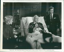1960 Portrait in Black Original Press Photo Lana Turner Anthony Quinn Sandra Dee
