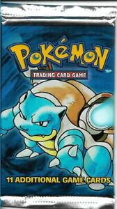 Pokemon 1999 Unopened Booster Pack VENUSAUR