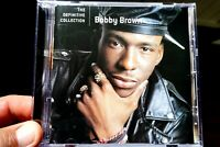 The Definitive Collection - Bobby Brown  -  CD, VG