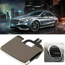 Brown Front A/C Air Vent Outlet Tab Clip Repair Kit for Mercedes Benz W164 X164