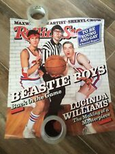 BEASTIE BOYS ROLLING STONE COVER POSTER  18 X 24 BODY MOVIN POSTER SET OF 2