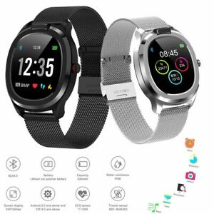 2021 New Bluetooth Smart Watch Fitness Tracker Remote Camera for Men Women Gift