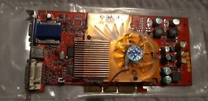 Nvidia GeForce4 ti 4800se 8x AGP 128mb tested and working