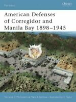 American Defenses of Corregidor and Manila Ba... by McGovern, Terrance Paperback