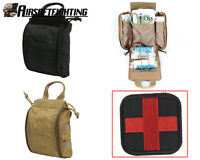 1000D Tactical EMT Medical Pouch Molle Emergency Survival Utility Accessory Bag