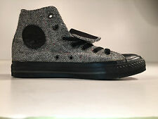 Converse-CT Tweed Chuck Taylor All Star, SNEAKER BLACK - 36,5 - NUOVO NP 79,00