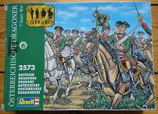 REVELL 1/72 2573 AUSTRIAN DRAGOONS ÖSTERREISCHISCHE DRAGONER 7 Years War