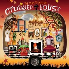 CROWDED HOUSE - The Very Very Best Of (Deluxe Edition) CD NEW & SEALED