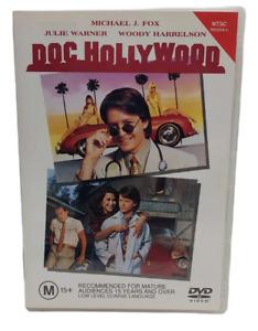 Doc Hollywood (Michael J Fox & Julie Warner)**LIKE NEW ** (DVD Free Tracked Post