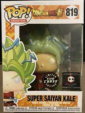 Funko POP! Dragon Ball Super Saiyan Kale Chalice Chase Exclusive