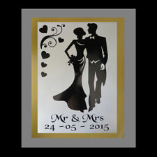 Decorazioni nero senza marca per il matrimonio