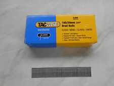 2 Box of Tacwise 18g/20mm Brad Nails