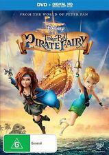Tinker Bell And The Pirate fairy : DVD Region 4 (Walt Disney)