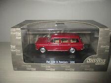 FIAT 1100 R FAMILIARE 1966 STARLINE SCALA 1:43