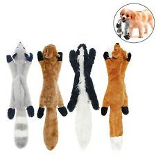 Funny Soft Pet Puppy Dogs Chew Toy Play Squeaker Cute Plush Sound Squeaky