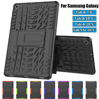 """For Samsung Galaxy Tab A 7.0"""" 10.1"""" 10.5"""" Tablet Stand Cover Shockproof Case"""