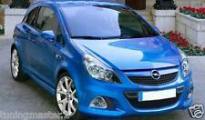 Opel Corsa D 3 Porte Paraurti Anteriore Tuning VETRORESINA (OPC LOOK) 2006-2011