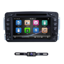 Fit Mercedes-Benz C Class W203 W209 Radio DVD Player GPS Navigation Car Stereo 7