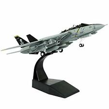Hanghang 1/100 Scale F-14 Jolly Flog Fighter Attack Plane Metal Fighter Military