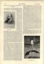 1896 Gilbert James The Wooing Of King Solomon Gh Turner Gm Midland Railway