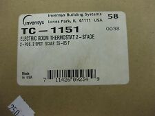 Barber Colman Electric Room Thermostat TC-1151