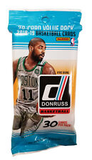 Panini Donruss 2018/19 Fat Pack NBA Basketball Sealed Cards