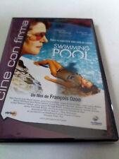 "DVD ""SWIMMING POOL"" FRANÇOIS OZON CHARLOTTE RAMPLING LUDIVINE SAGNIER"