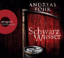 Schwarzwasser von Andreas Föhr (2017)