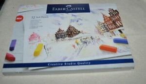 70 Soft Pastelle von Faber Castell