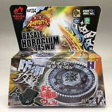 Twisted Tempo aka Basalt Horogium Beyblade Metal Fusion Master Set With Launcher