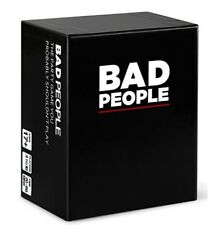 Bad People Base Set Pack Family Party Game Poker Board Free Shipping #22