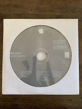 Mac Mini OS X install disks 10.4.7