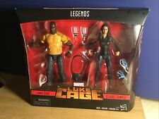 Marvel Legends Series Luke Cage & Claire Temple 2 Pack Action Figures New