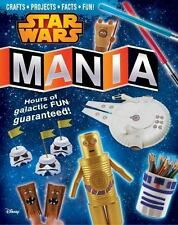 Star Wars Mania craft and project book *homeschool*