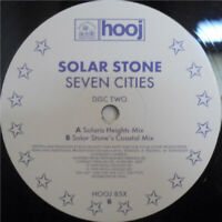 Solar Stone – Seven Cities – Disc Two