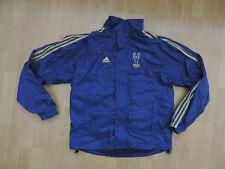 """Hommes Adidas Champions League Final 2013 Bleu Zippé Veste Pull 40"""" G4-B10"""