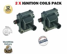 FOR DAEWOO SSANGYONG MUSSO KORANDO 2.3 3.2 1996-> 2X IGNITION COILS 0221506444