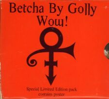 Prince(CD Single)Betcha By Golly Wow!-NPG-CDEMS463-UK-1996-VG